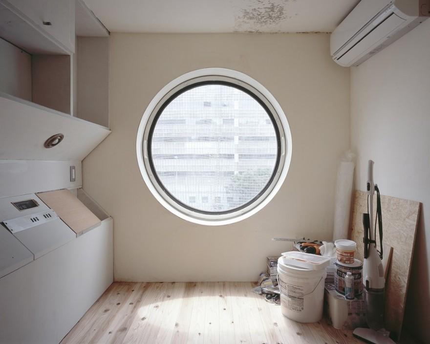 Первое в мире «капсульное» жилое здание — снаружи и изнутри