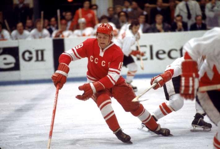 Советский хоккей (74 ФОТО)