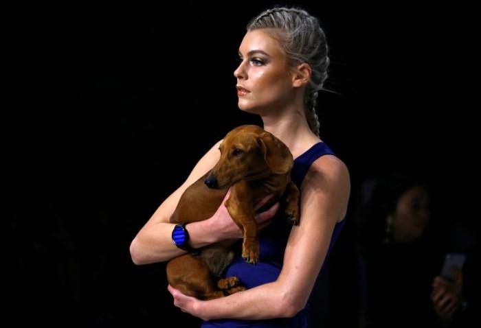Купальники на неделе моды в Австралии