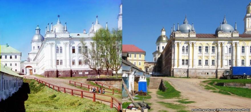 Как Россия изменилась за 100 лет