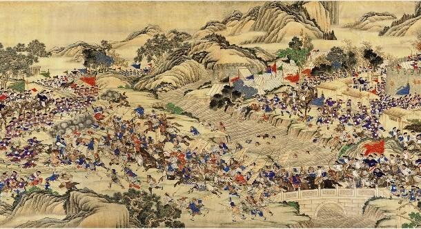 Самые жестокие войны в истории человечества