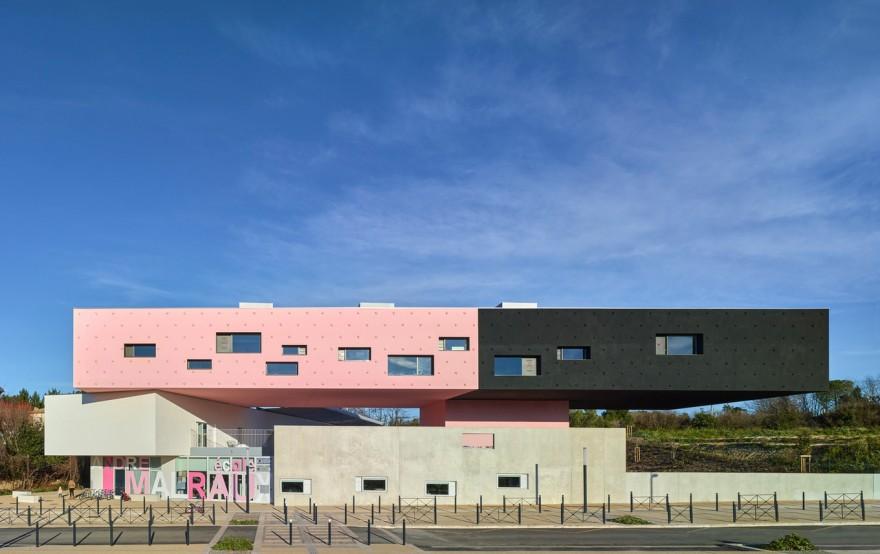 Детский сад и начальная школа во Франции