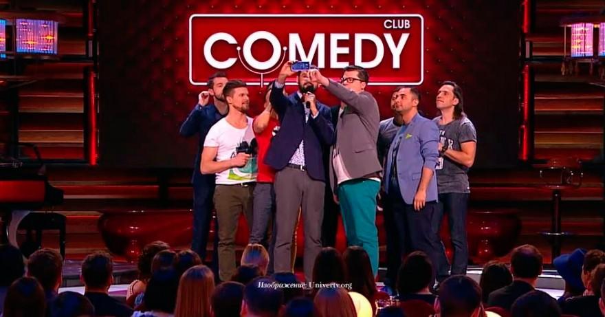 33 дерзких шутки от шоу Comedy Club