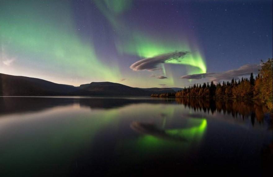 Самые красивые озера России