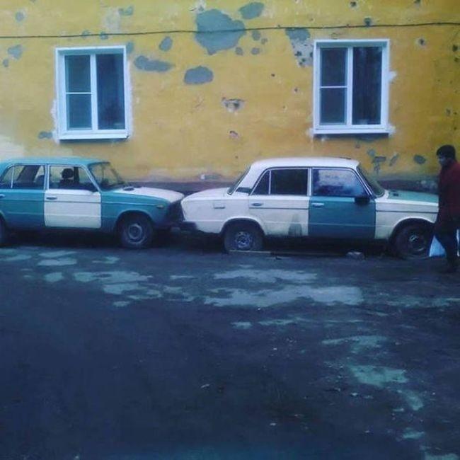 Автоприколы (39 фото)