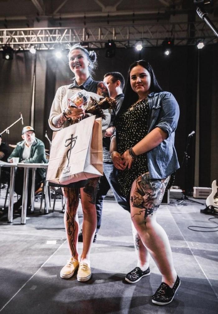 Тату-фрики России собрались на фестиваль в Краснодаре