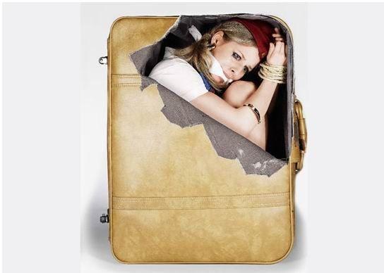 Клевые наклейки на чемодан
