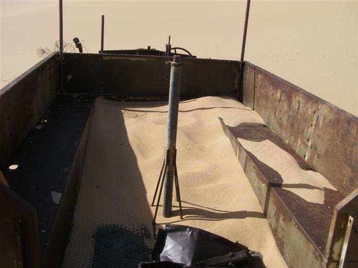 Эхо Второй мировой войны в египетской пустыне