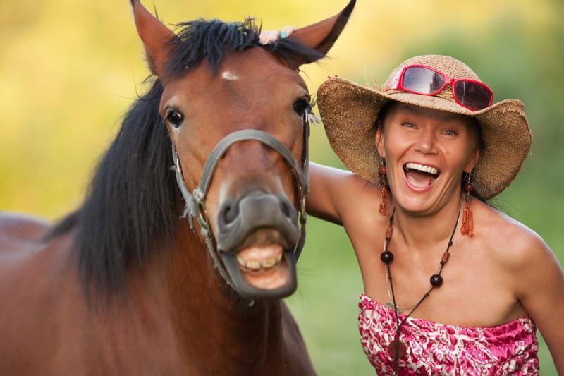 Заразные человеческие состояние (смех, зевание и пр)