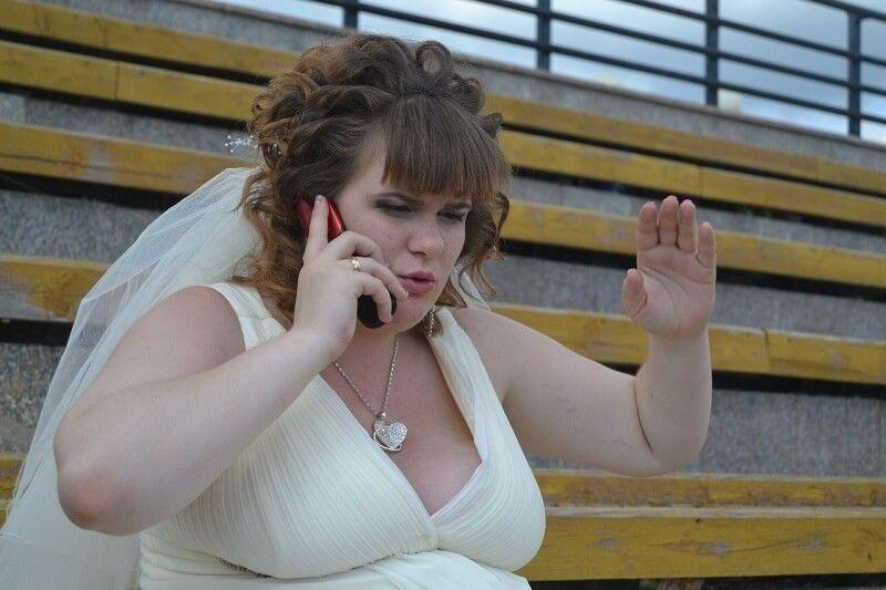 Фотографии с провинциальных свадеб (19 фото)