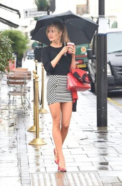 Красивые девушки на прогулке