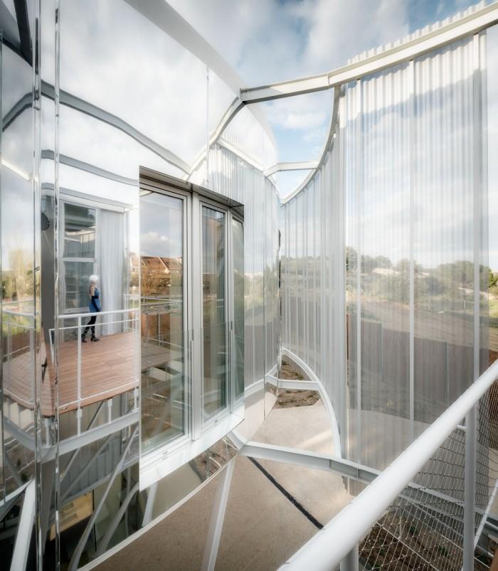 Необычное жилье испанских богачей