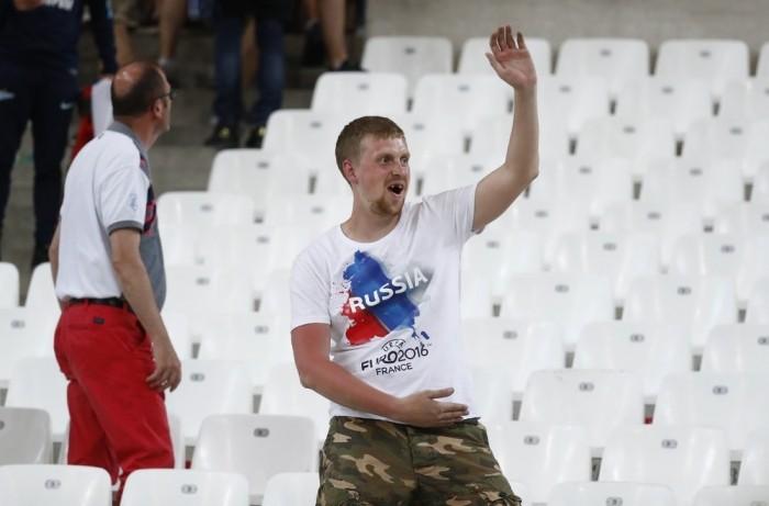 Яркие болельщики Евро-2016