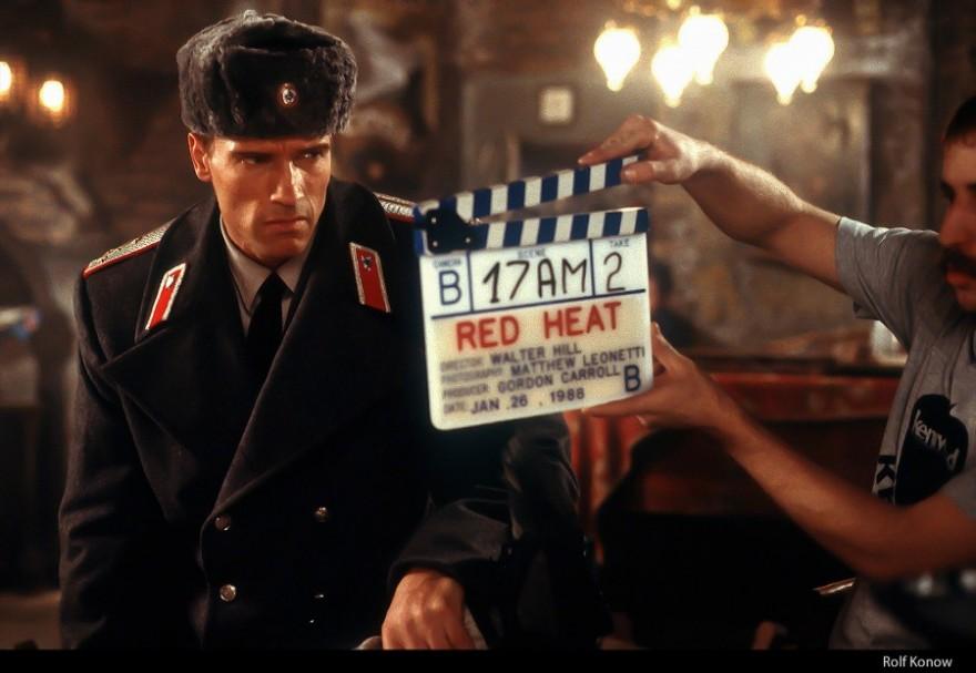 Как снимался легендарный фильм «Красная жара»
