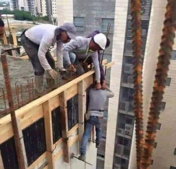 Техника безопасности на высшем уровне