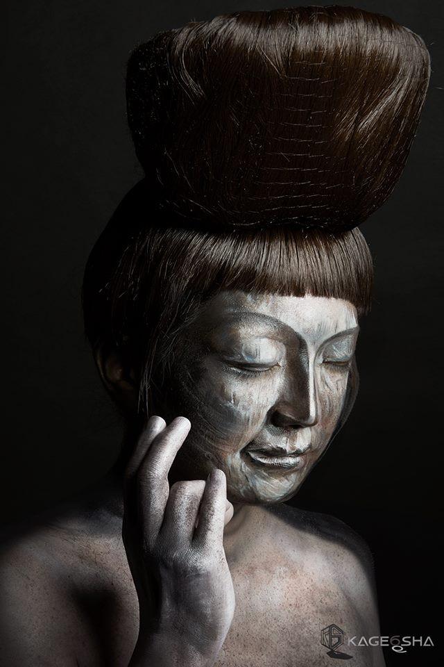 Фантастические творения японского мастера бодиарта