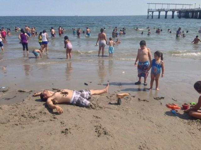 Подборка веселых летних фотографий