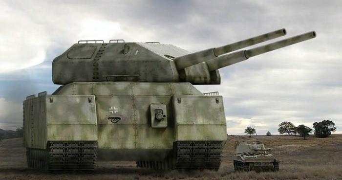 Уникальное супероружие Третьего рейха (11 фото)