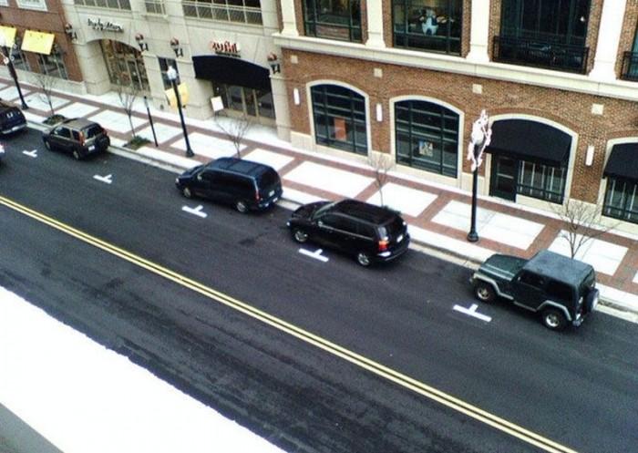 Парковочный кретинизм