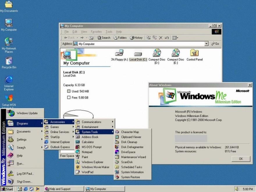 30 лет Windows: этапы большого пути