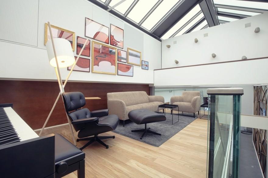 Офис LinkedIn в Мюнхене