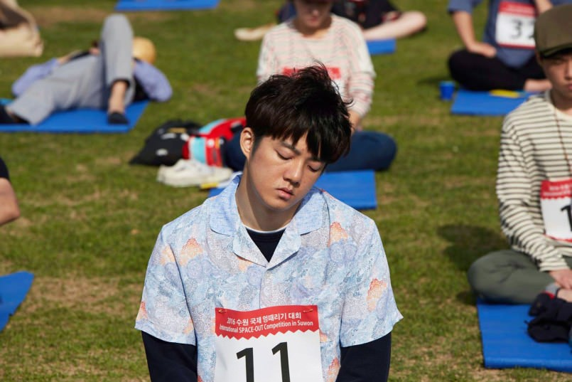 Ничего не делать - Спорт по Корейски