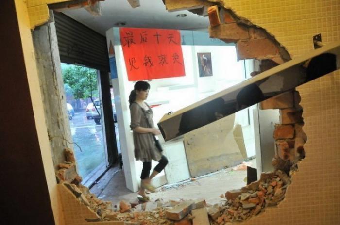 Ограбление по-китайски (8 фото)