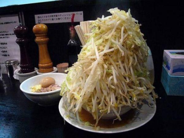 Японский бизнес ланч (11 фото)