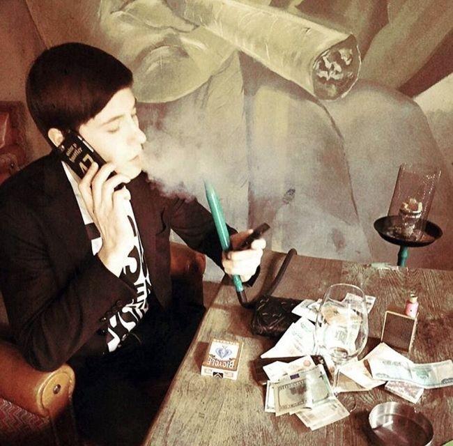 Красивая жизнь российской «золотой молодежи»