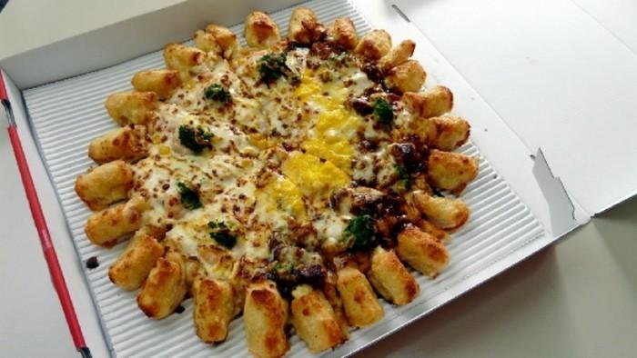 9 странных блюд из ресторанов быстрого питания из разных уголков мира