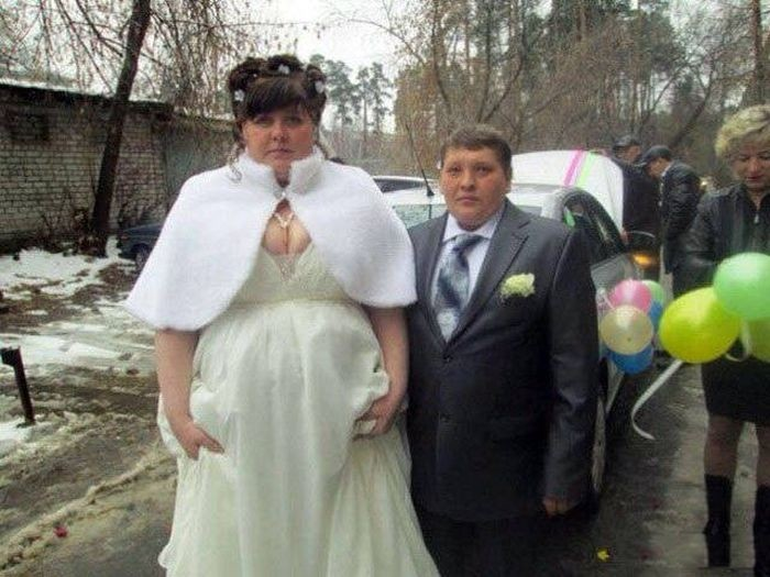 Такое можно встретить только в России