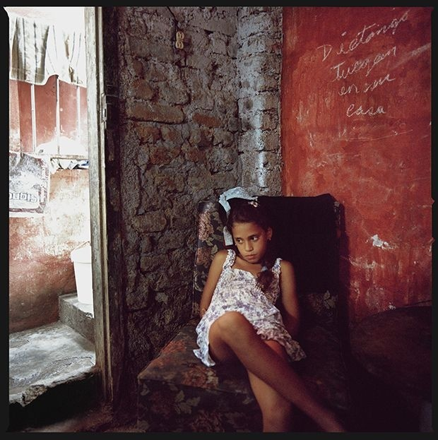 Мрачный быт кубинских многоэтажек