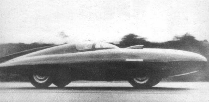 """""""ГАЗ-Торпедо"""" - автомобиль, на котором были установлены два всесоюзных рекорда скорости"""