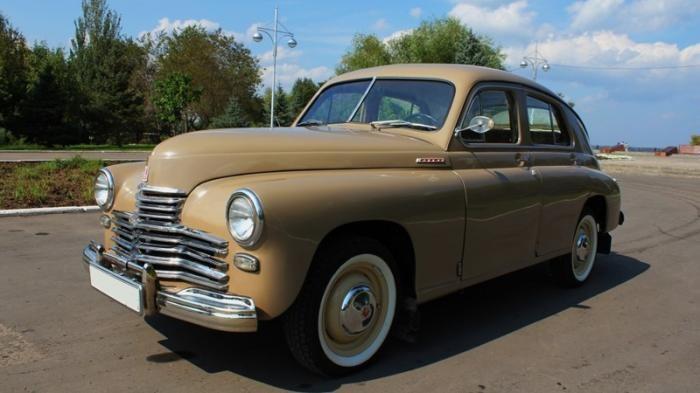 5 советских автомобилей, ставших популярными на Западе (5 фото)