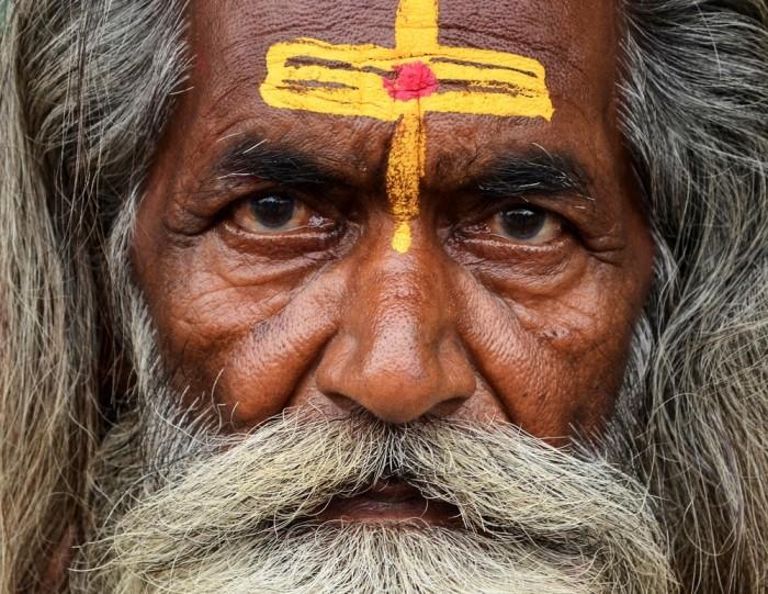 Фото повседневной жизни людей в Индии