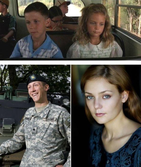 Повзрослевшие актеры, запомнившиеся нам своими детскими ролями (18 фото)