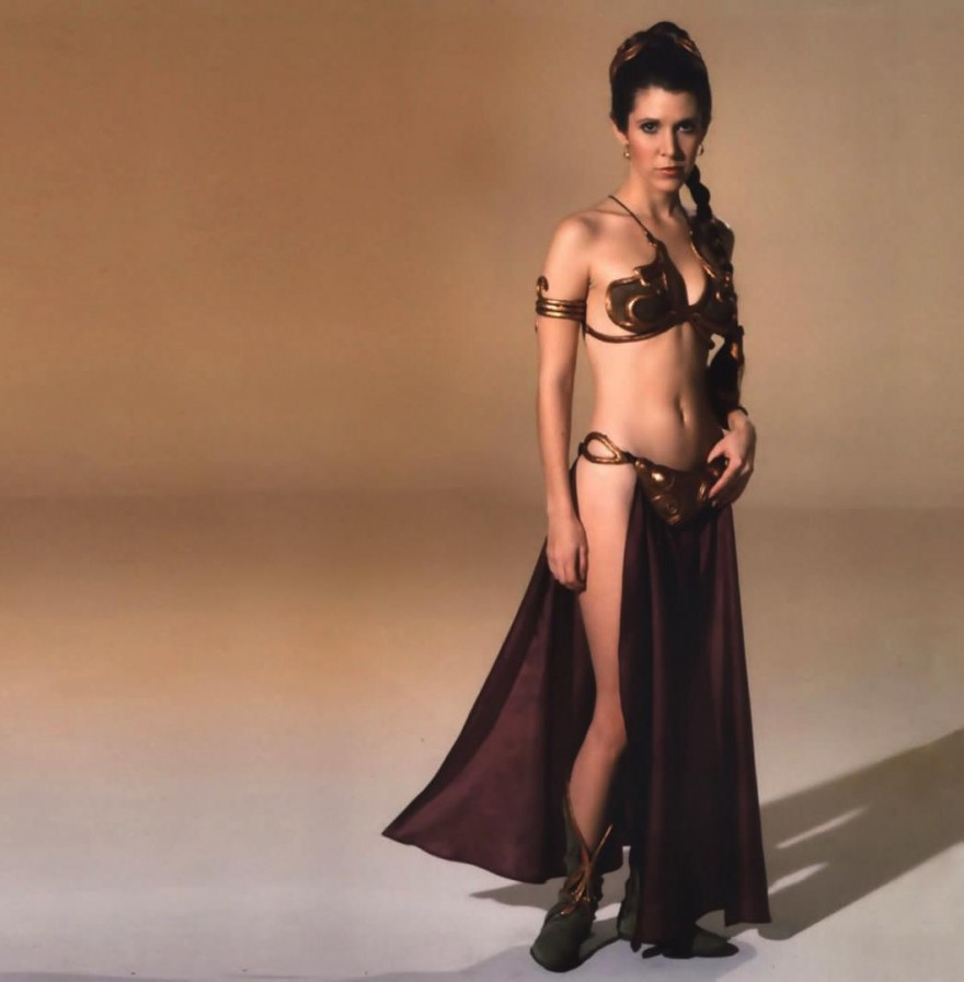 10 самых знаменитых экранных бикини