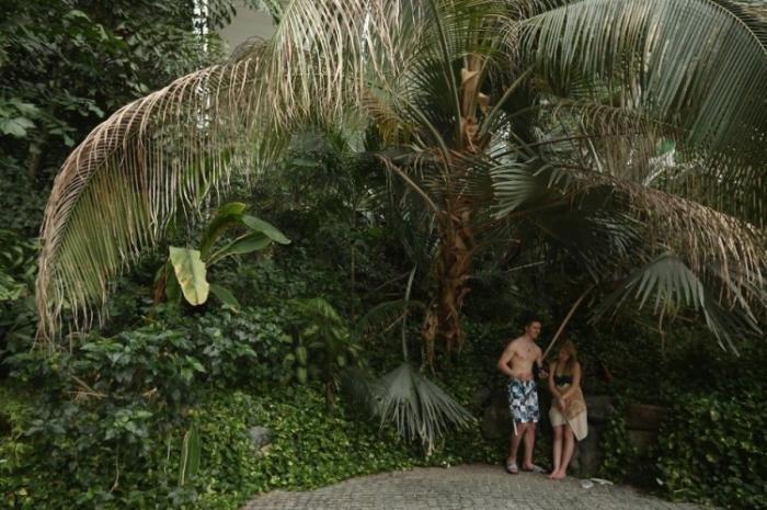 Необычный тропический остров (23 фото)