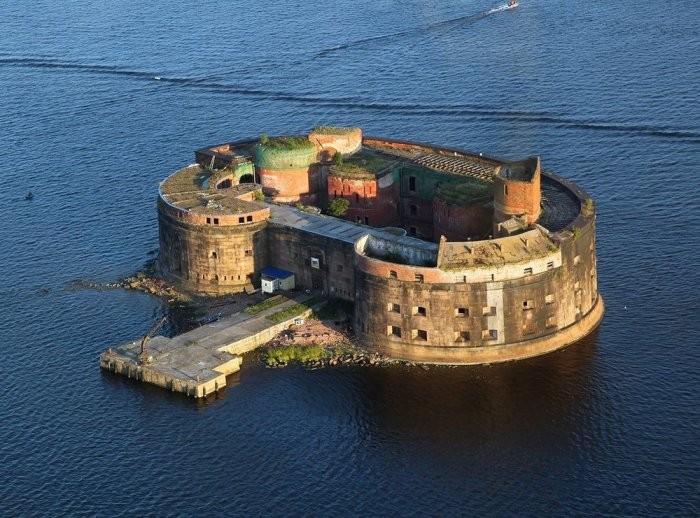 Форт Александр – защитник Санкт-Петербурга (11 фото)