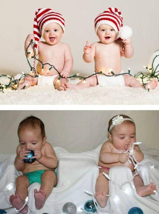 Неудачные детские фото