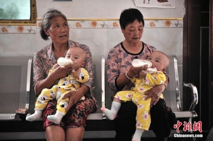 Китайская деревня близнецов