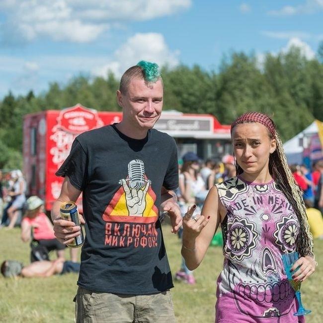 Как проходил музыкальный фестиваль «Нашествие-2016»