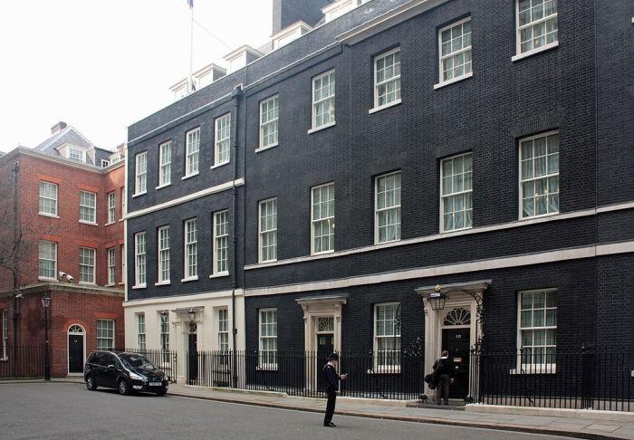 5 увлекательных фактов о самом ленивом коте британского правительства