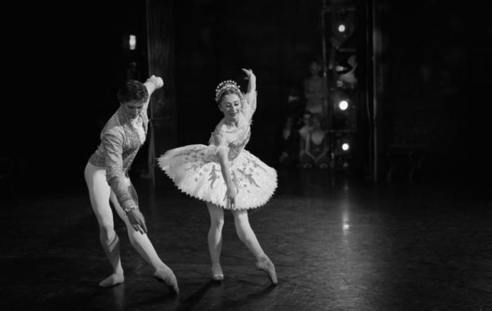 За кулисами балета (30 фото)