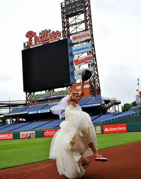 Забавные свадебные фото