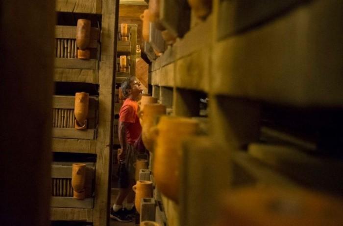 В библейском парке построили копию Ноевого ковчега в натуральную величину