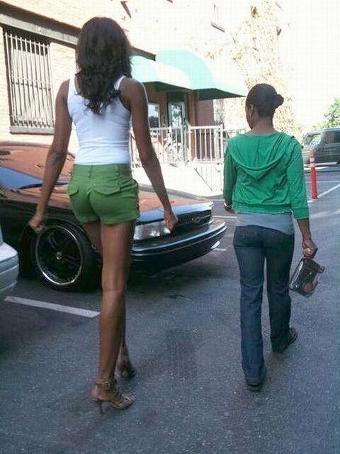 Высокие девчонки (57 фото)