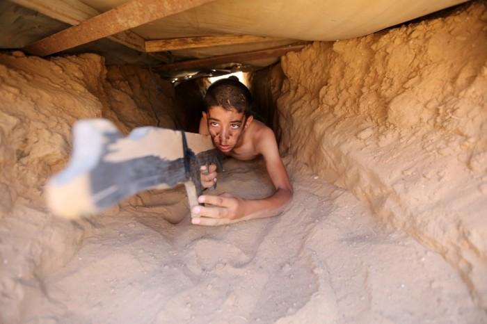 Патриотическое воспитание школьников в Палестине
