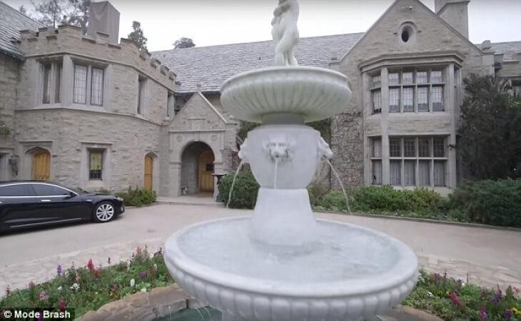 Как выглядит особняк владельца Playboy стоимостью 200 млн долларов
