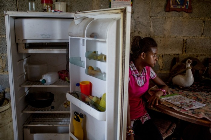 Фото повседневной жизни в Венесуэле